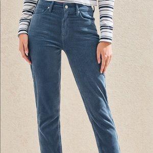 Pacsun Corduroy mom jeans